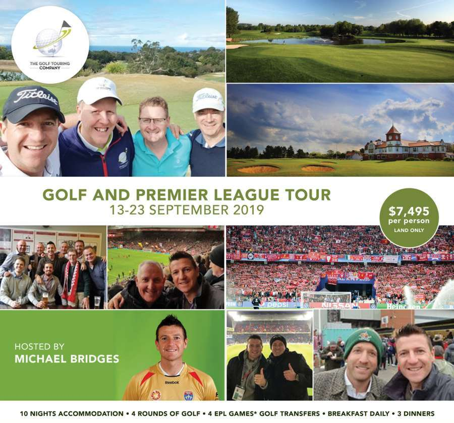 Ariana Wong Travel September 2019 Golf Premier League Tour Image