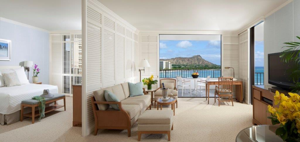 Hawaii Halekulani Amazing Family Offer